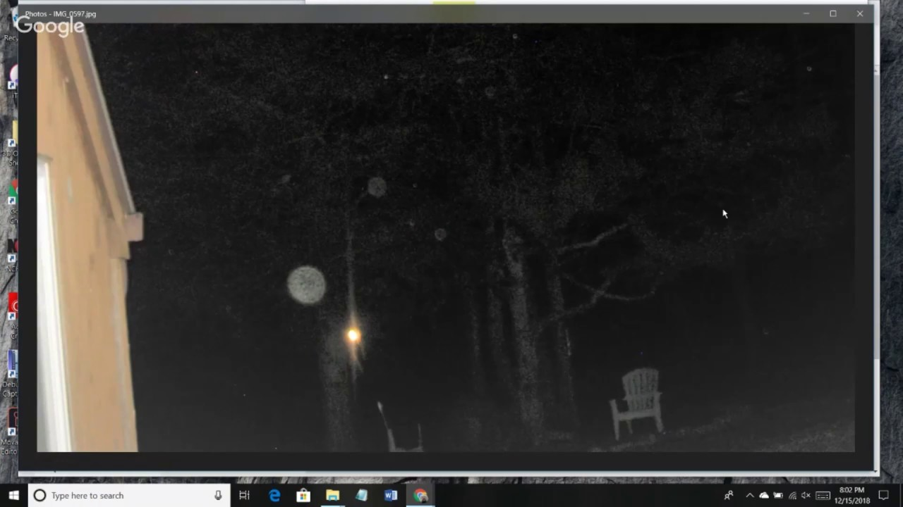 Orbs,UFOs,Fairies,on Hangouts