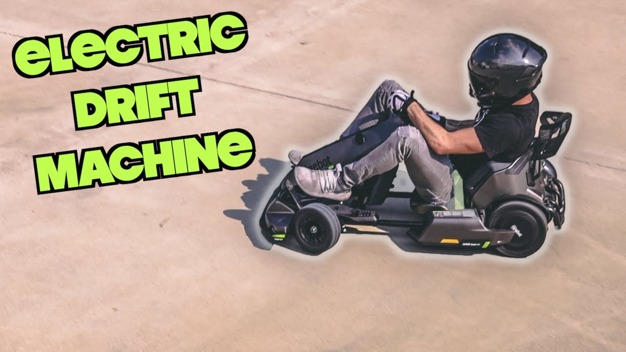 The BEST ELECTRIC GO KART on the market!
