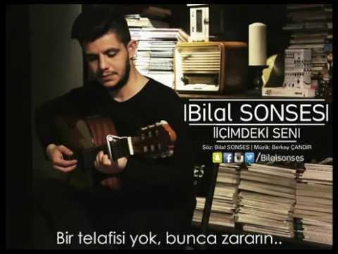 Bilal SONSES  - İçimdeki Sen (YENi)