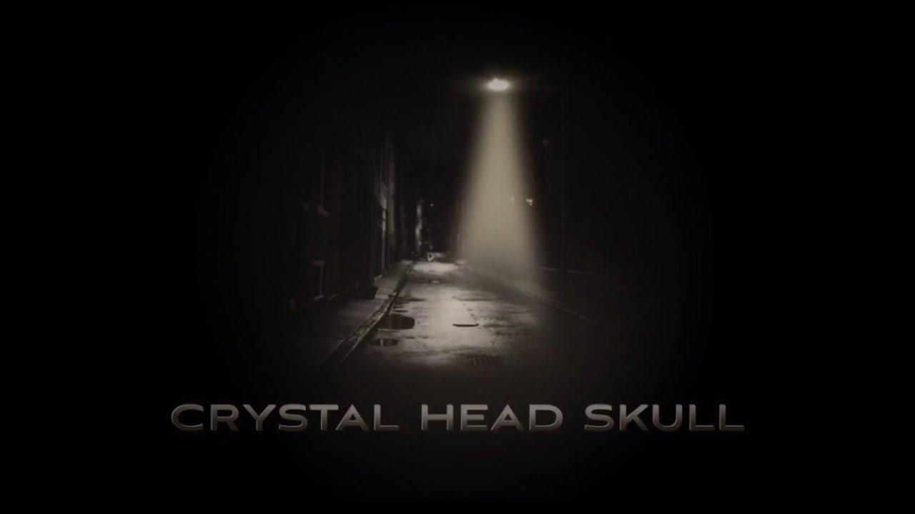 iMovie Trailer Scary - Crystal Head Liquid Metal - YouTube