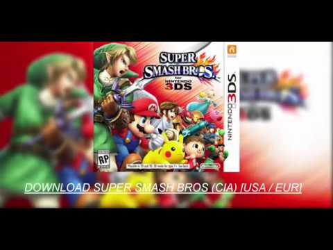 Download Super Smash Bros Cia Usa Eur Google Drive