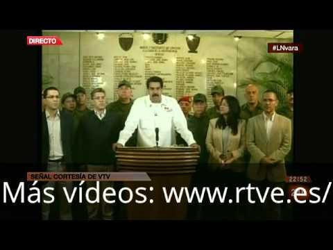 Muere Hugo Chávez: Nicolás Maduro anuncia su muerte