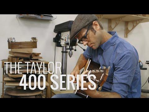 400 Series Rosewood Acoustic Guitars - Taylor Guitars
