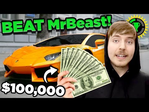 Game Theory: How to WIN the Mr Beast $100,000 Challenge!