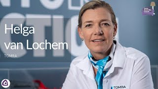 TOMRA Sorting Solutions: Automating the Chrome Mining Processes ⚙️Interview with Helga van Lochem