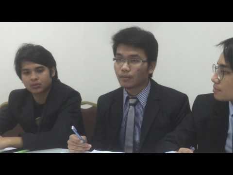 Mock Meeting : UniKL RCMP BPharm