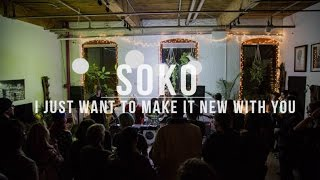 "SoKo ""I Just Want To Make It New With You"" / Out of Town Films"