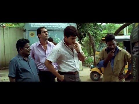 கண்ணாடிய திருப்புனா எப்படி ஆட்டோ ஓடும்? | Ajith, Karunas Comedy | Attagasam | All Comedy Scenes