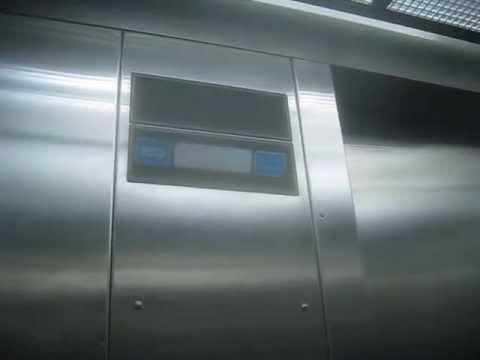 Dover Hydraulic Elevators At UNT Willis Library