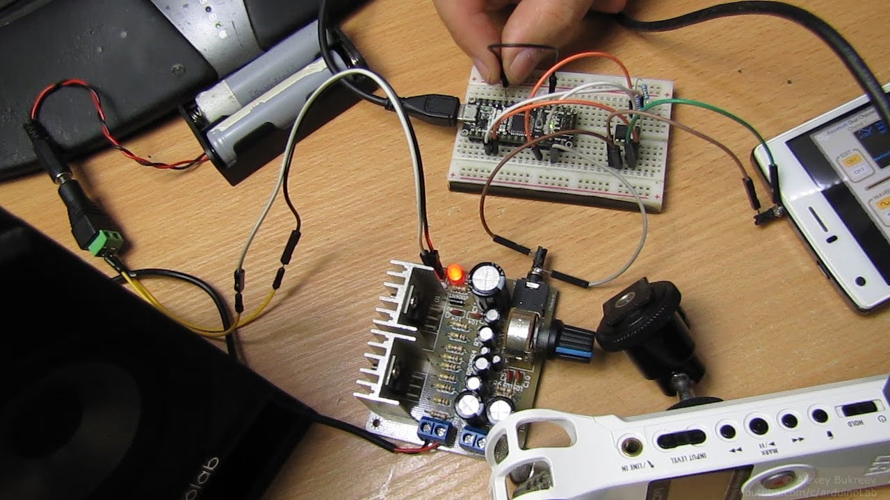 PT2257, Электронный регулятор громкости с шиной I2C