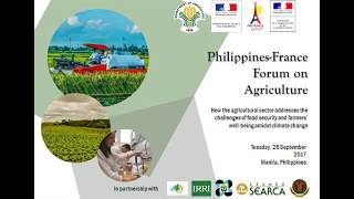 Highlights from the Philippines-France Forum on Agriculture!