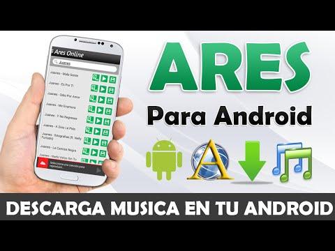 Ares Bajar Mp3 Para Tu Android 2015 En Español Youtube