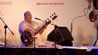 Ustad Shujaat Hussain Khan Live In Concert - Raga Shyam Kalyan - by roothmens