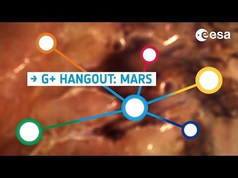 Mars G+ Hangout #marschat