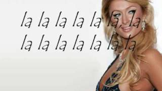 Paris Hilton - Jealousy w/lyrics on screen
