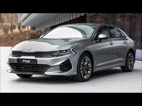 Новая Киа Оптима 2021 модельный год. Рестайлинг. Тойота держись! NEW Kia Optima.