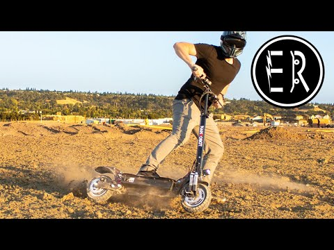 electric scooter with seat review