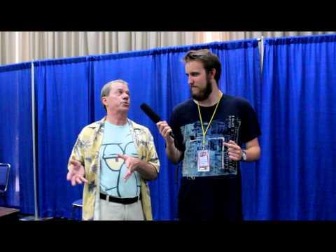 Summer SacAnime '14 Interview: Rodger Bumpass