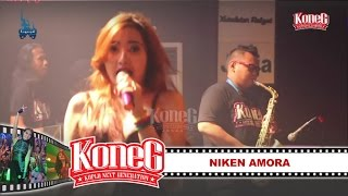 KONEG LIQUID feat NIKEN AMORA - GOYANG DUMANG [Liquid Cafe] [LIVE PERFORMANCE]