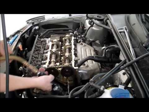 VR6 Upper Timing Chain Guide Replacement - How to DIY Golf Jetta Corrado 2.8L Audi VW AAA