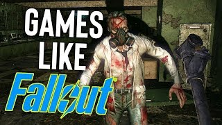 Top 5 Open World Games for Android - iOS 2018 Like Fallout