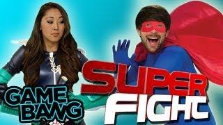 LET THE SUPER FIGHT BEGIN! (Game Bang)