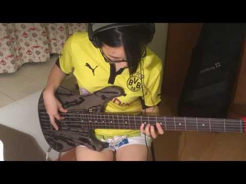 草東沒有派對--鬼,bass Cover-( Sandberg TM5)