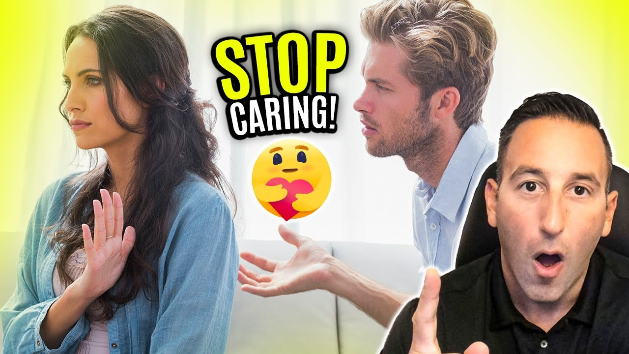 When You Stop Caring, This HAPPENS!
