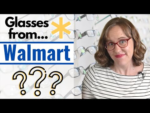 Walmart Vision Center Review - A Mom's Honest Opinion