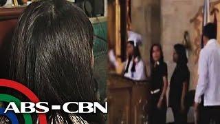 TV Patrol: Salutatorian sa QC school, pinatigil sa talumpati