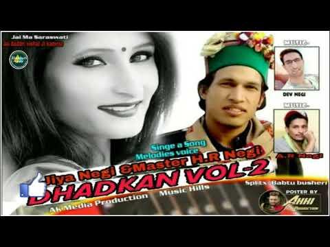 Dhadkan Vol-2 | Latest Kinnauri Song (2018) | By Jiya Negi And Master Hr Negi | Kinnauri VEVO