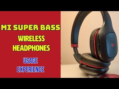 Mi Super Bass Headphones: Audio Test   PUBG Latency   Unboxing & Quick Review