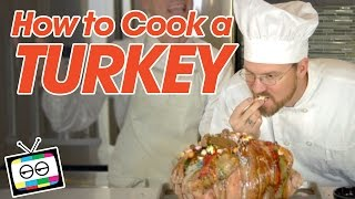 "Kid Snippets: ""How to cook a Turkey"" (Imagined by Kids)"
