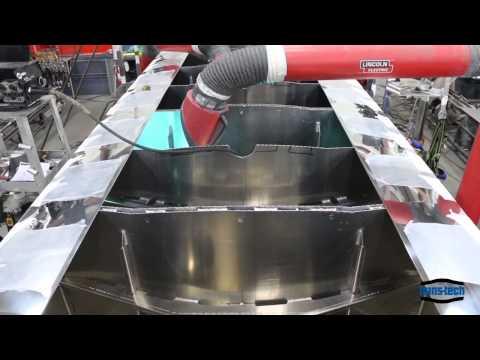 Trans-Tech Refined Fuel Truck Tank Design