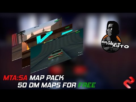 MTA:SA Map Pack +50 DM Maps [Free Download]