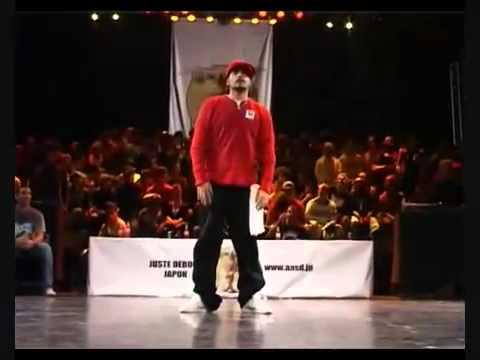 The Best Dancer Of The World [Amazing Krump Dance]