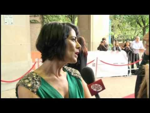 Miral red carpet at TIFF '10