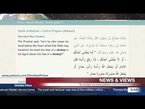Christian Prince Top reason that Al-lah may transform Muslim man head into a donkey