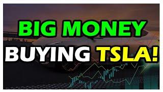 Tesla Stock - BUYING THESE OPTIONS NOW!