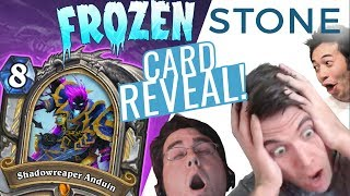 Frozen/Stone Shadowreaper Anduin Card Reveal