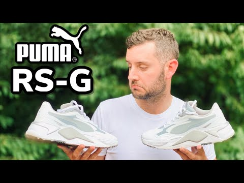 Puma RS-G Golf Shoes | FIRST LOOK | Best VALUE for Money?
