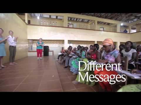 Liberia Africa 2014 - Making a Difference