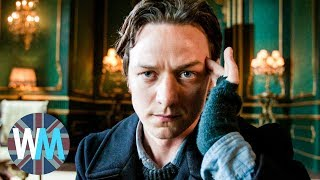 Top 10 James McAvoy Performances