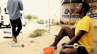 Ghana Comedy - The Blind Man