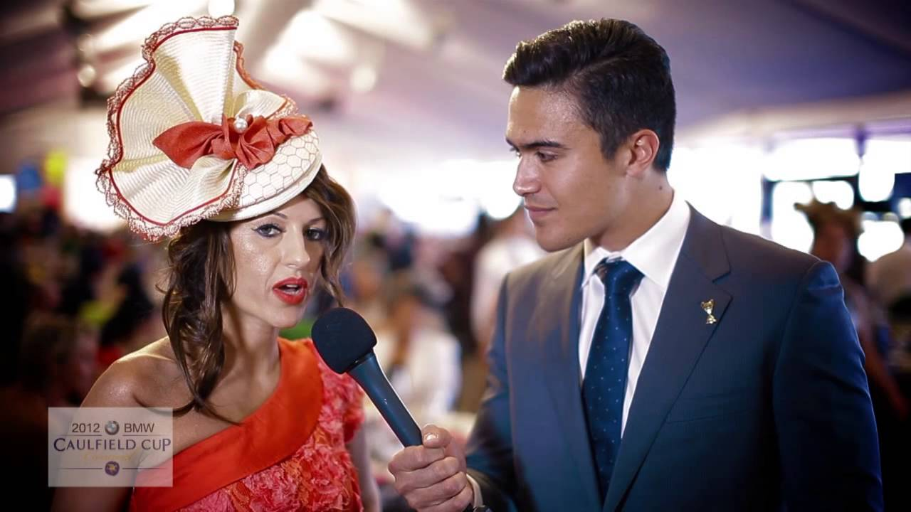 2012 BMW Caulfield Cup Carnival ...