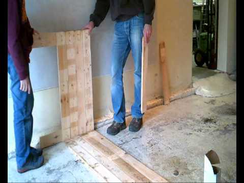 bac potager avec palettes perdues thomas youtube. Black Bedroom Furniture Sets. Home Design Ideas