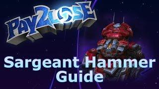 Sgt Hammer Build Hots