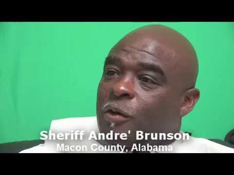 MACON COUNTY, AL SHERIFF GOES TO RADIO