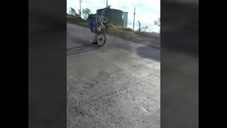 Raspão de bike (Maladeza total ) Grau🚀