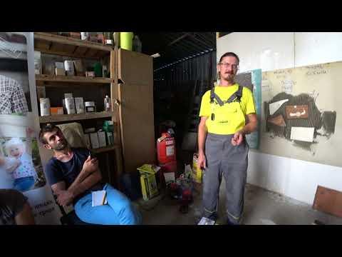 видео: Нужен ли бетоноконтакт? Гипс или цемент? Александр Черкасин компания weber.